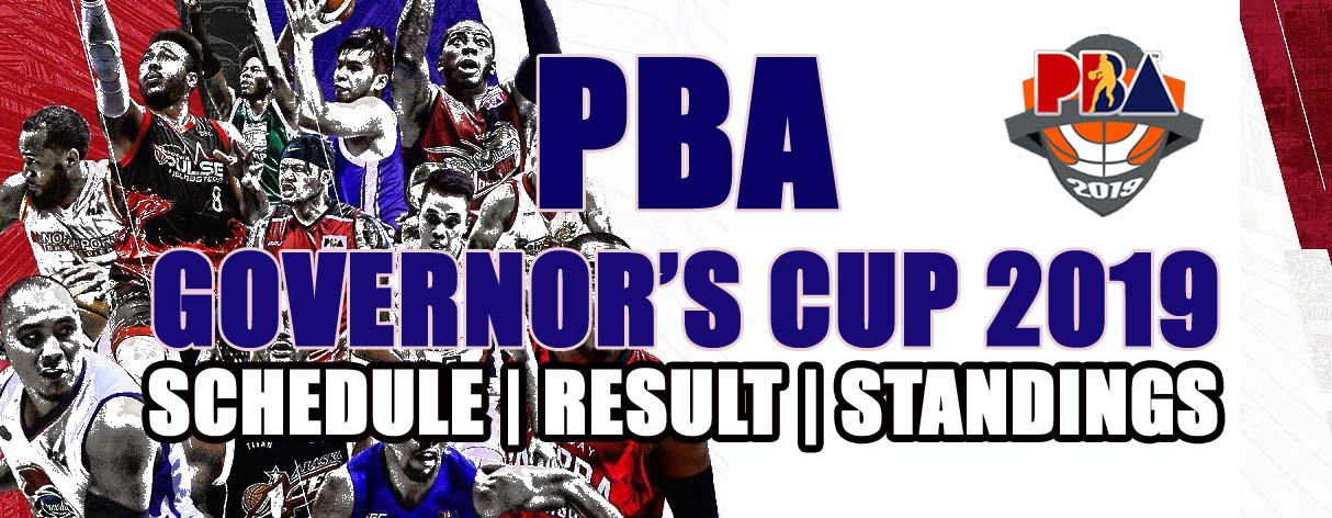2019 PBA Governors' Cup